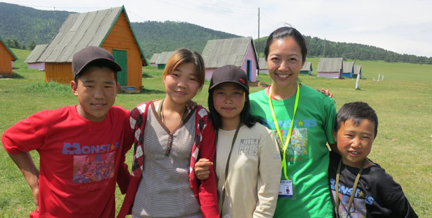 Volunteering in Mongolia: 5-14 July 2014