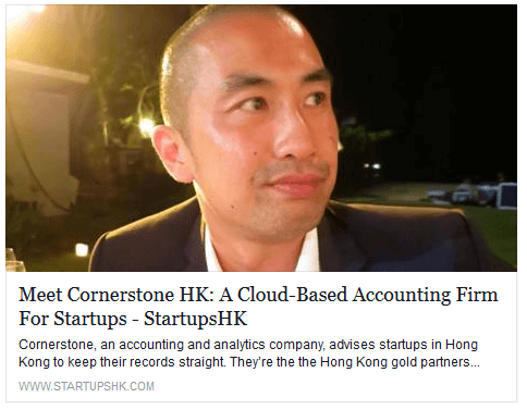 Adrian Lai shares with StartupsHK on challenges for Startups & SMEs in Hong Kong