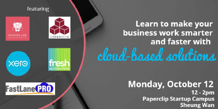 Smarter and faster business with cloud based solutions