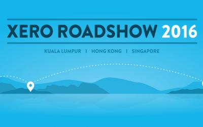 Hong Kong – Xero Roadshow – 25 Feb 2016