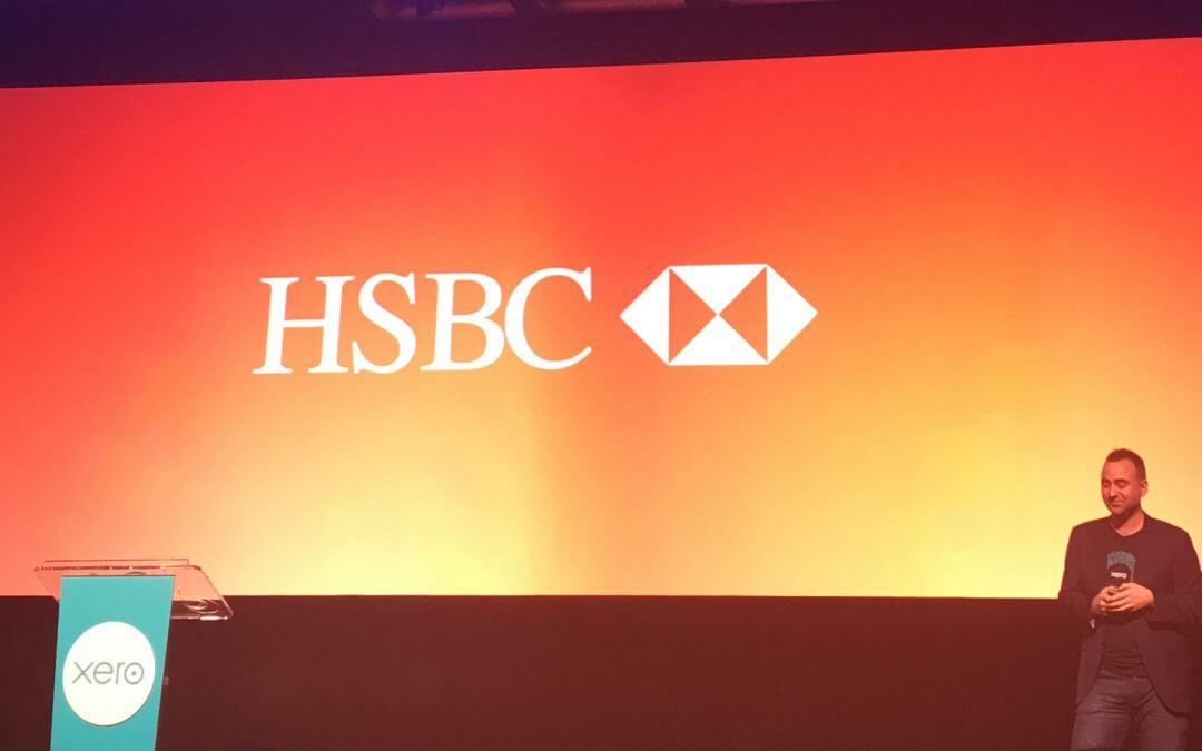 XERO & HSBC